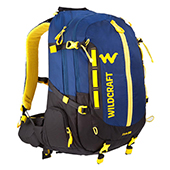 Wildcraft Hypadura Dris 35 Laptop Backpack Blue and Black