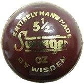 Wisden Swinger Cricket Ball Set of 6 Ball
