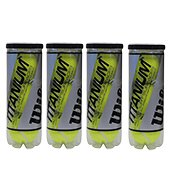 Wilson Titanium Tennis Ball 4 Cans