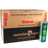 Wilson Australian Open Tennis Ball 24 Cans