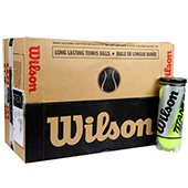 Wilson Titanium Tennis Ball 24 Cans