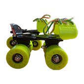 Yonker Elite Junior Adjustable Roller Skates
