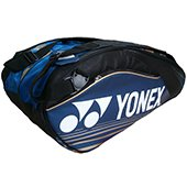 YONEX SUNR 9626TG BT6 Badminton Kit Bag Blue and Black