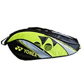 YONEX SUNR BA01TG BT6S Badminton Kit Bag Lime and Black