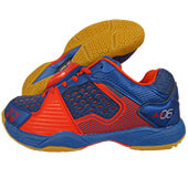 Yonex SRCP All England 06 Blue Red Badminton Shoes