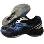 Yonex Hydro Force 2 Badminton Shoes Black Royal Blue