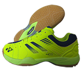 Yonex All England 05 Badminton Shoes Lime and Navy