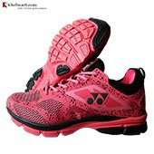 Yonex Tru Run Alpha Casual Shoes Coral Red