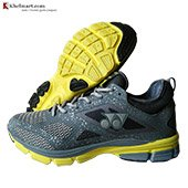 Yonex Tru Run Alpha Casual Shoes Bright Yellow