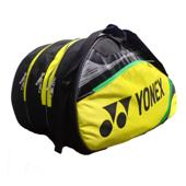 Yonex  SUNR 7329TG BT9 Yellow Badminton Kit Bag