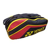 Yonex PY/O4 BT6 Badminton Kit Bag Red and Yellow