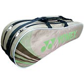 YONEX SUNR 1003 PRM Badminton Kit Bag Yellow and Green