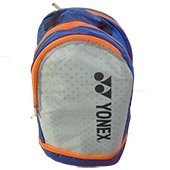 YONEX KNH02 Bag Pak Badminton Kit Bag Blue and White
