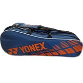 YONEX SUNR 1004 PRM Badminton Kit Bag Blue and Orange
