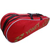 YONEX SUNR 1004 PRM Badminton Kit Bag Red