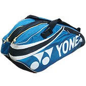 Yonex SUNR 9326P BT6 Badminton Kit Bag White and Blue