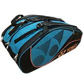 YONEX SUNR 8429 TG Badminton Kit Bag Black and Blue