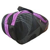 YONEX 8729 TG BT9 SR Badminton Kit Bag Purple and Black
