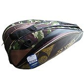 YONEX SUNR MRB01TG BT6 S Badminton Kit Bag Military Green