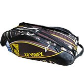 YONEX SUNR MRB01TG BT6 S Badminton Kit Bag Military Brown