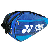 YONEX Sunr WP 12TK BT6 S Badminton Kit Bag Navy blue and Black