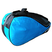 YONEX SUNR 8726 TG BT6 SR Badminton Kit Bag Water Blue and Black