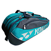 YONEX SUNR 5726 TK BT6 SR Badminton Kit Bag Water Blue and Black