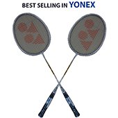 Set of 2 Yonex GR 303 Badminton Racket