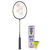 Offer On Yonex Carbonex 6 Light Badminton Racket and Mavis 07