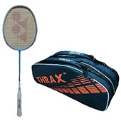 Yonex Nanoray 10 F Badminton Combo Offer