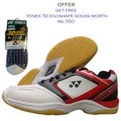 Offer on Yonex Excerol 301 Badminton Shoes