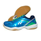 Yonex Badminton Shoes SHB 33 IEX Blue and Green