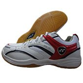 Yonex Badminton Shoes Excel 47 C White and Red