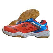 Yonex Power Cushion SHB 34EX Badminton Shoes (Orange)