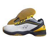 Yonex Power Cushion SHB 65REX Badminton Shoes (Black and Yellow)