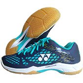 Yonex Power Cushion SHB03EX Badminton Shoes Navy Blue
