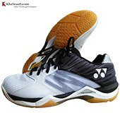 Yonex Power Cushion Comfort Z Badminton Shoes White and Black