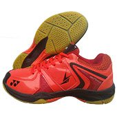 Yonex SRCR 40 LD Badminton Shoes Bright Red