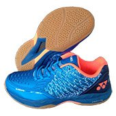 Yonex Court ACE Matrix Badminton Shoes Blue