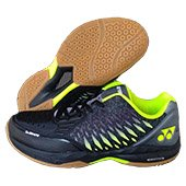 Yonex Court ACE Matrix Badminton Shoes Black