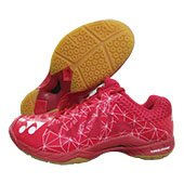 Yonex Power Cushion Aerus 2 Mex Badminton Shoes Red
