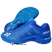 Yonex Power Cushion Aerus 3 Mens Badminton Shoes Blue