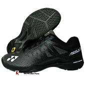 Yonex Power Cushion Aerus 3 Mens Badminton Shoes Black