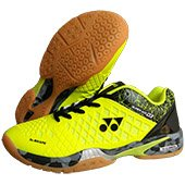 Yonex Super ACE 03 Badminton Shoes Lime and Black