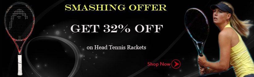 Tennis Rackets Offer at Khelmart