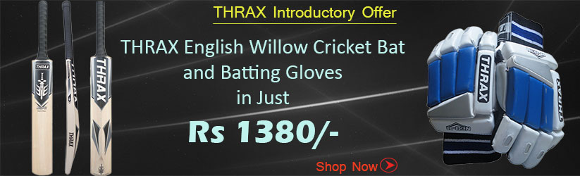 Cricket Bats Offer at Khelmart